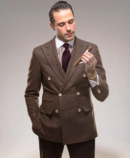 GIORGENTI's Favorite Brown Suits!