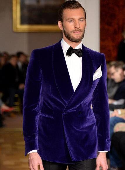 The Velvet Tuxedo