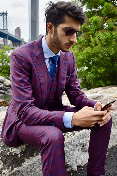 Giorgenti New York - Custom Men's Clothing